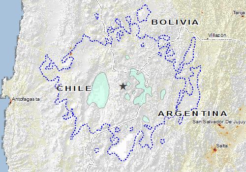 Shakemap Image