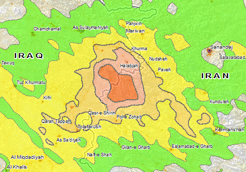 Population Shakemap Overview